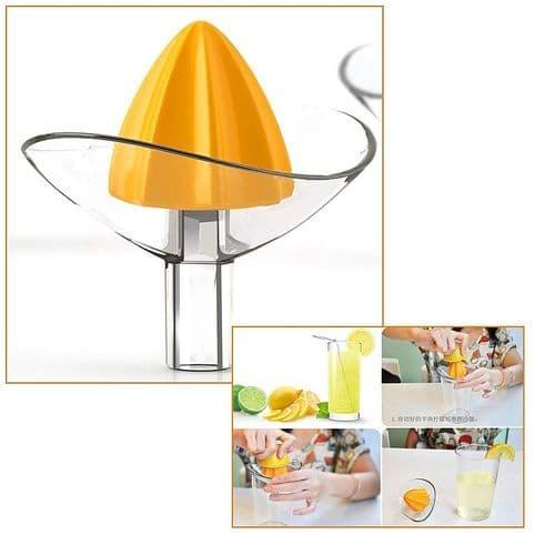 Presse Jus De Fruits Orange Citron Ustensile Outil De Cuisine Direct Dans Bouteille