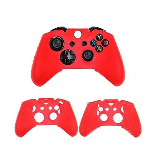 Silicone Etui Housse  Protection pour Manette Joy-stick Microsoft Xbox One RD