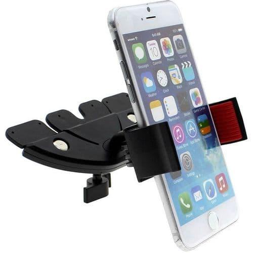 Support Universel Smartphone Sur Fente Lecteur CD Voiture Auto iPhone