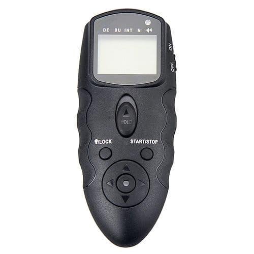 Télécommande Retardateur Intervallomètre Photo IR Remplace Sigma CR-21 627
