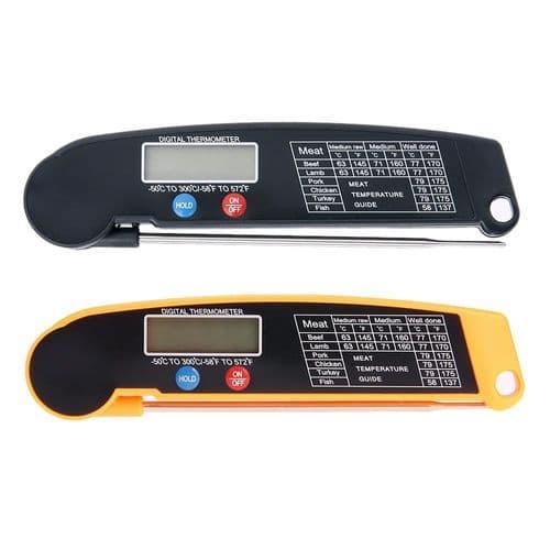 Thermomètre De Cuisine Pliant Thermomètre De Cuisson Digital Précis