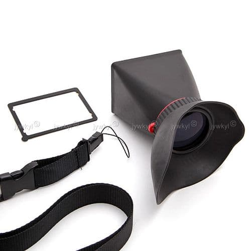 V-Finder Viewfinder pour Ecran LCD 4:3 Appareil Photo DSLR