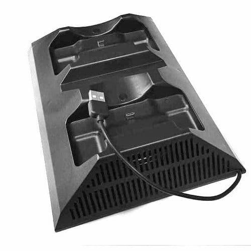Ventilateur Externe pour Console de Jeux Xbox One Charge Manette HUB USB