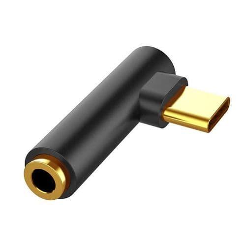 Adaptateur Audio Usb-C Usb Type C À 3,5Mm Mini-Jack Femelle