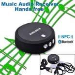 Adaptateur Récepteur Bluetooth 4.0 EDR NFC 3.5mm Mini-jack Mains-libres