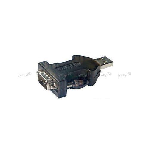 Adaptateur USB vers Prise Série RS-232 DB9 Convertisseur 127