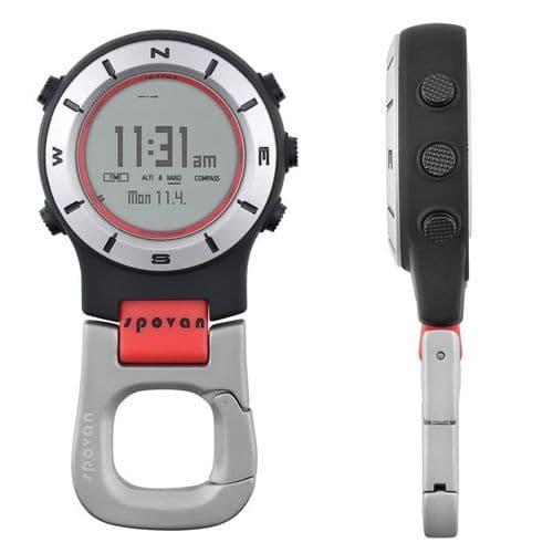 Altimètre Compas Baromètre Thermomètre Multifonctions Montre Etanche