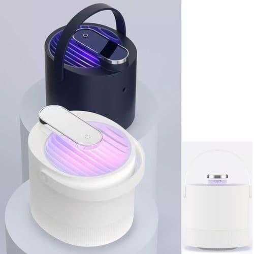 Anti-Moustique Anti-Nuisible Electronique Lampe Ultraviolette Charge Usb Xiaomi