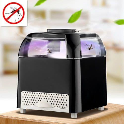 Anti-Moustique Anti-Nuisible Usb Electronique Uv Ultraviolette Piège Moustique