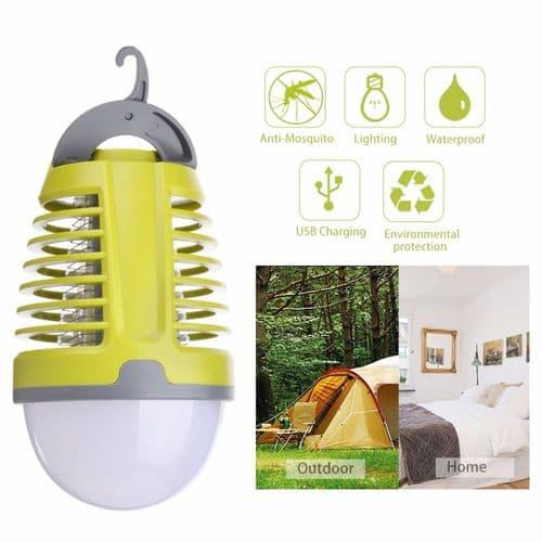 Anti-Moustique Lampe Pour Camping Lampe Extérieure Et Intérieure