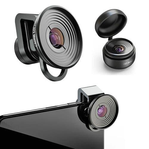 Apexel Objectif Photo Smartphone Pour Téléphone Portable 10X Super Macro