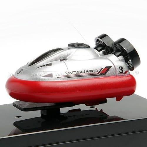 Bateau Aéroglisseur Radio Télécommandé RC Mini Jouet Sur Eau Mini Boat