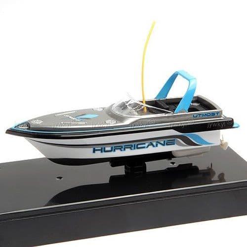 Bateau Radio Télécommandé RC Mini Jouet Sur Eau Mini Boat