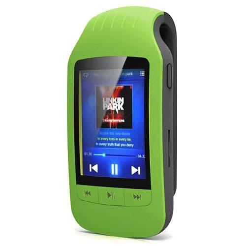 Bluetooth 8Go Lecteur MP3 Stéréo Music Podomètre TF Carte Slot Baladeur GR