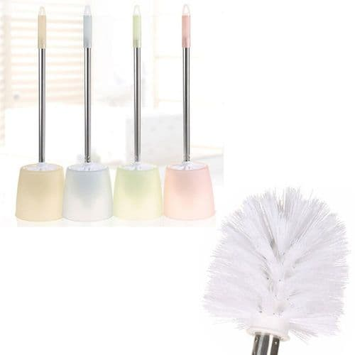Brosse De Nettoyage Pour Toilette Avec Base Support Candy Design Couleur Pastel