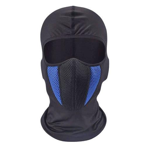 Cagoule Moto Masque Facial Et Cou Respirant Intégral Moto Masque De Motocross