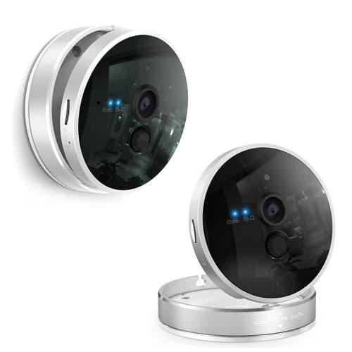 Caméra Domestique Ip 1080P Surveillance Vidéo De Sécurité Sans Fil Wi-Fi