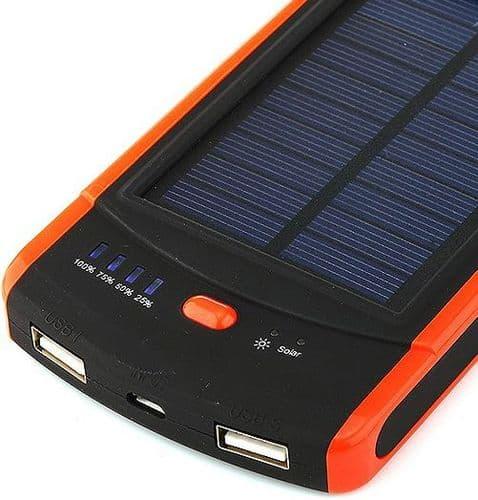 Chargeur / Batterie Solaire