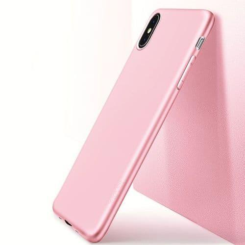 Coque de Protection Etui pour iPhone X 10 Luxe Extra Slim TPU Souple PC PK