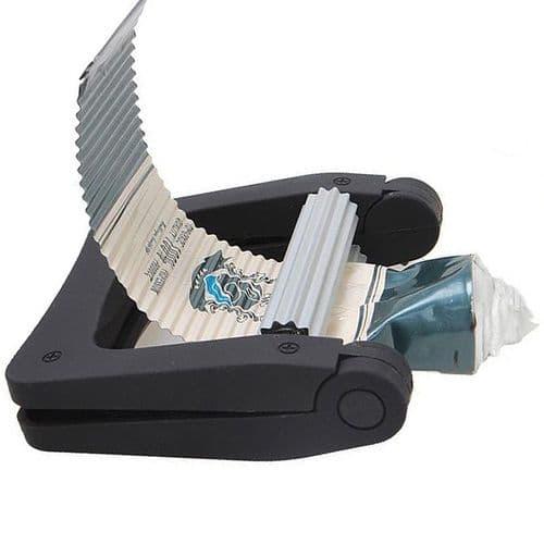 Distributeur rouleau à pression de Dentifrice pour Brosse à dents salle de bains