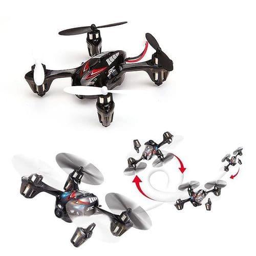 Drone Hélicoptère 6 Axes Caméra 2MP Intégrée Radio Télécommandé 100M BK