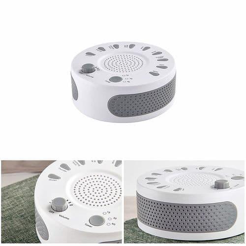 Enceinte De Sommeil Pour Bébé Bruit Blanc Avec Sons Nature Audio Minuterie