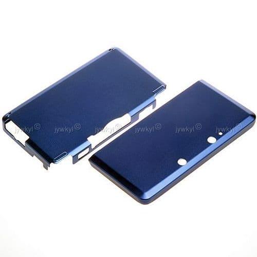 Etui Housse Coque Rigide pour Console de Jeux Nintendo 3DS Aluminium 210