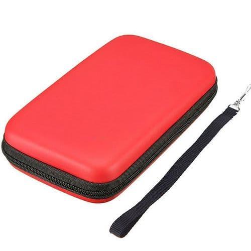 Etui Housse Rigide pour Console de Jeu Nintendo 3DS XL NEW 3DS XL RD