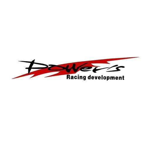 Film Autocollant Décoration Voiture Déco Auto Sticker Uv Résist Power Racing Bk