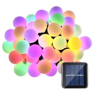 Guirlande Éclairage Décoratif Extérieur Luminaire Jardin Décoration De 20 LED 5M