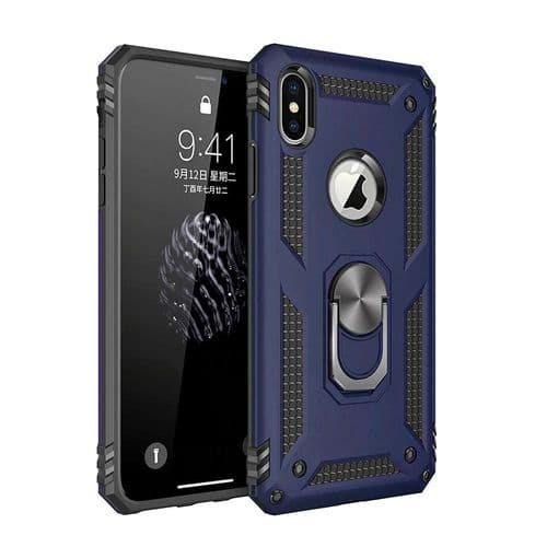 Ip201_Coque Protection Mobile Pour Iphone XR_Béquille Armure Antichoc