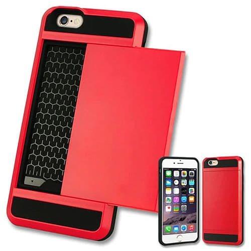 Ip315_Coque De Protection Pour Iphone 11 Pro Max_Porte Carte Crédit Anti-Choc