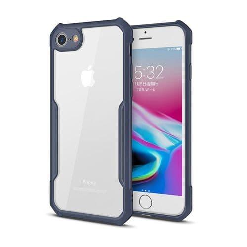 Ip335_Coque De Protection Pour Iphone SE 2020_Anti-Choc Transparent Bumper