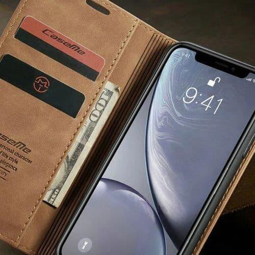 iPhone SE 2020 Coque Etui