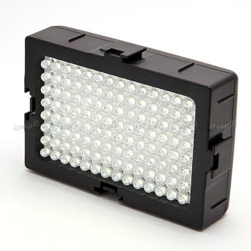 Lampe Torche 112 LED pour Caméra Vidéo Caméscope DV et Appareil Photo DSLR
