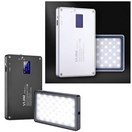 Lampe Ultra-Mince Portable Photo Vidéo Led Lampe Led Continue Magnétique