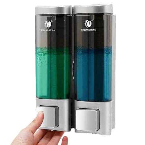 liquide de savon douche distributeur de savon shampooing de 200ml salle de bains