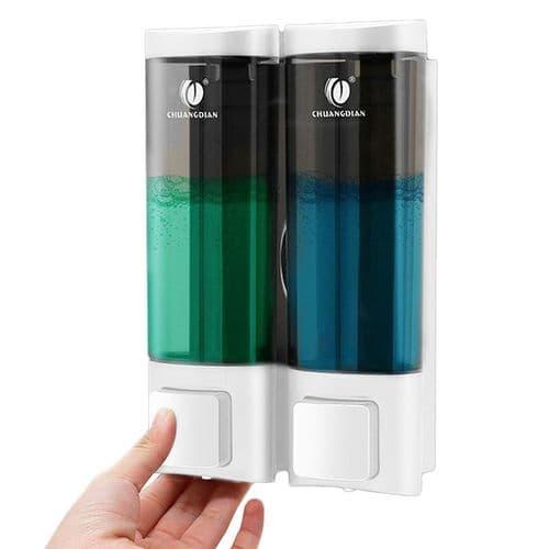 liquide de savon douche salle de bains distributeur de savon shampooing de 200ml