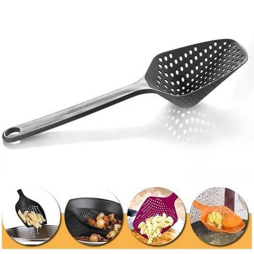 Louche cuisine passoire ustensile de cuisine filtre de pâtes nouille frîtes
