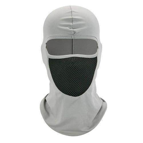 Masque Facial De Moto Respirant Coupe-Vent Cagoule Visage Cou Moto Sport Ski Lg