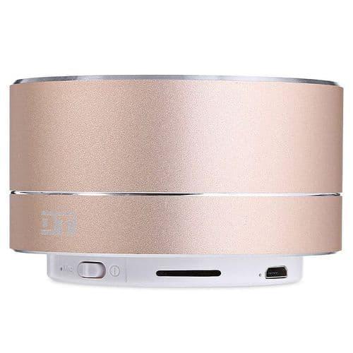 Mini Enceinte Bluetooth Haut-Parleur Lecteur MP3 Hands-free Lecteur Carte USB GD