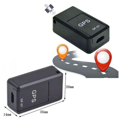 Mini Traqueur De Gps Système De Localisateur De Personne Voiture Magnétique