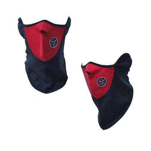 Moto Masque Visage Cou Coupe-Vent Masque Facial Sports Pour Ski Moto Cyclisme