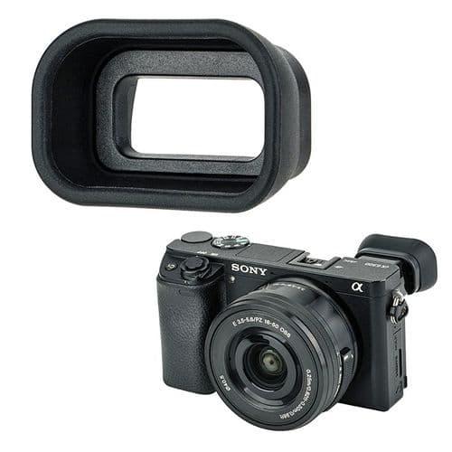 Oeilleton Pour Appareil Photo Sony A6300 A6000 A6100 Remplace Sony Fda-Ep10