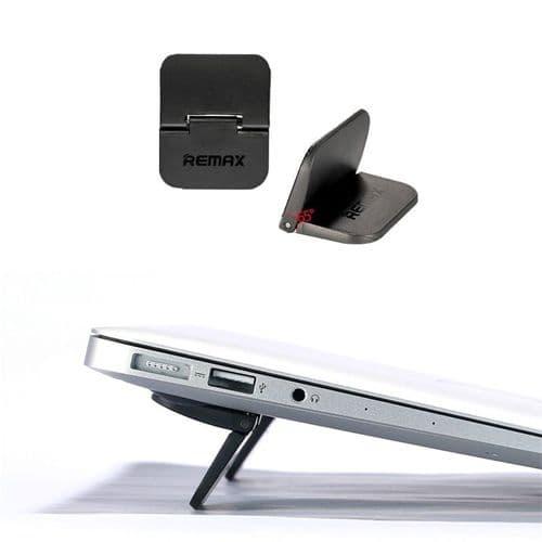 Pieds Pour Ordinateur Portable Support Adhésif Pliable Et Réutilisable
