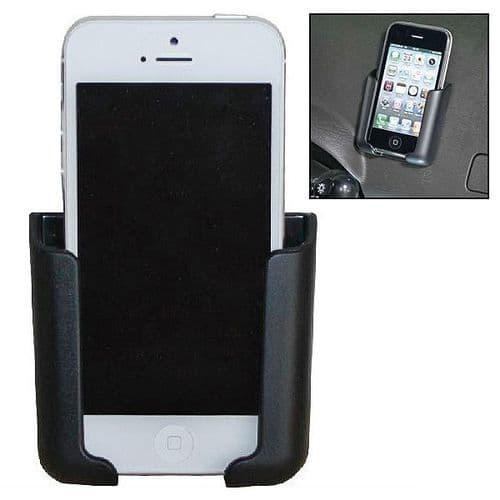 Pochette Rangement Téléphone Mobile Smartphone pour Voiture Support Adhésif