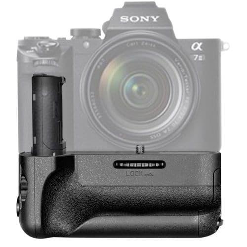 Poignée Batterie Grip Neewer Remplace Vg-C2Em Np-Fw50 Pour Sony A7Ii A7Rii