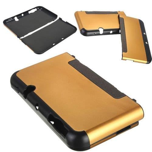 Protection Aluminium Rigide Etui Nintendo NOUVEAU NEW 3DS XL LL Console GD