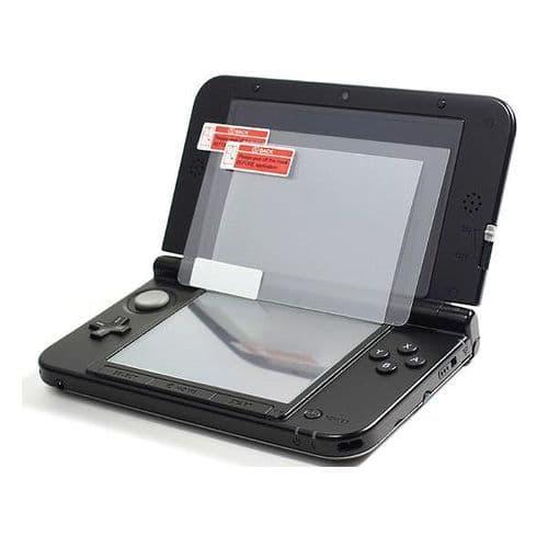 ProtectionFilm Ecran LCD pour  Console de Jeu Nintendo 3DS LL 9H