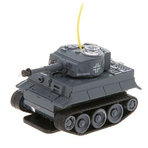 Radio Télécommandé RC Mini Tank de Guerre Modèle Miniature Jouet 379